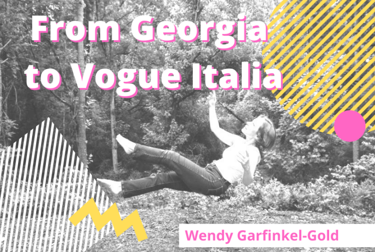Photography. From Georgia to Vogue Italia