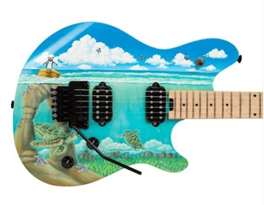 Elisabeth Sullivan - Guitar Art