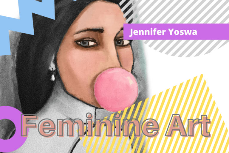 Feminine Art of Jennifer Yoswa