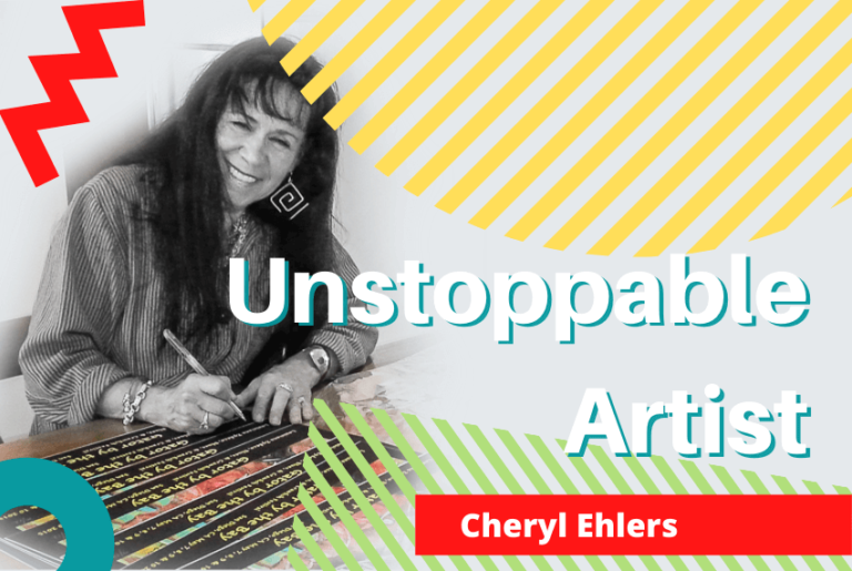 The Unstoppable Artist