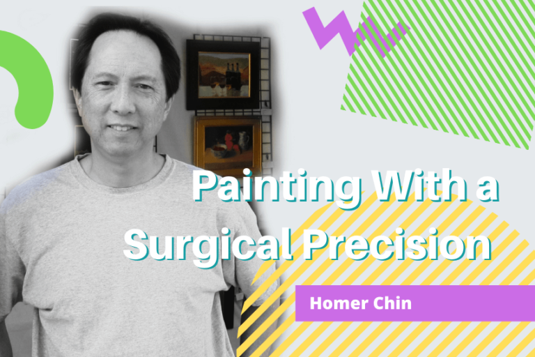 Painting With a Surgical Precision