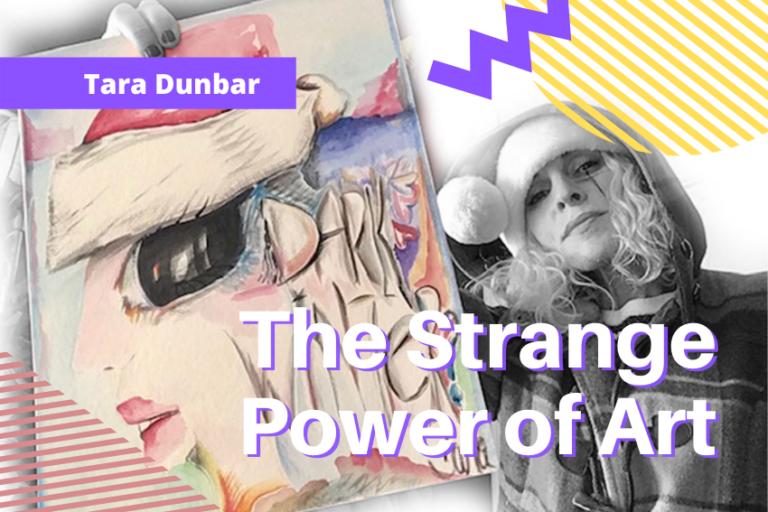 The Strange Power of Art